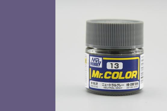 Mr.Color - neutral Gray