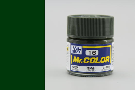 Mr.Color - IJA green