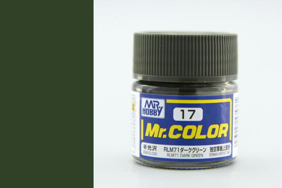 Mr.Color - RLM71 dark green