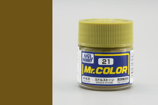 Mr.Color - middle stone