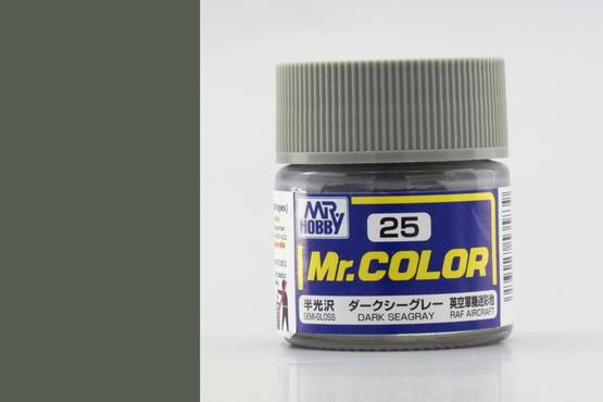 Mr.Color - Dark Seagray