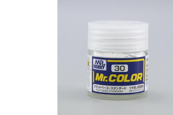 Mr.Color - flat base