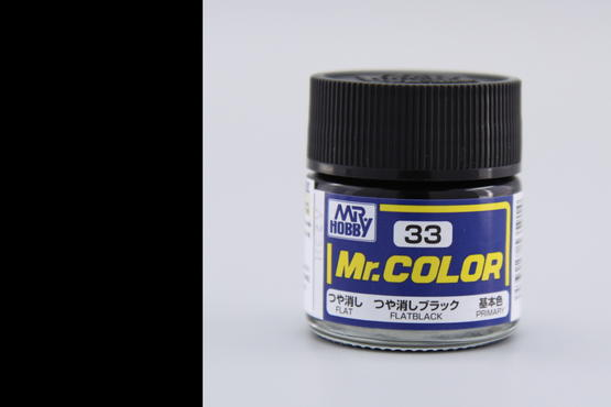 Mr.Color - flat black