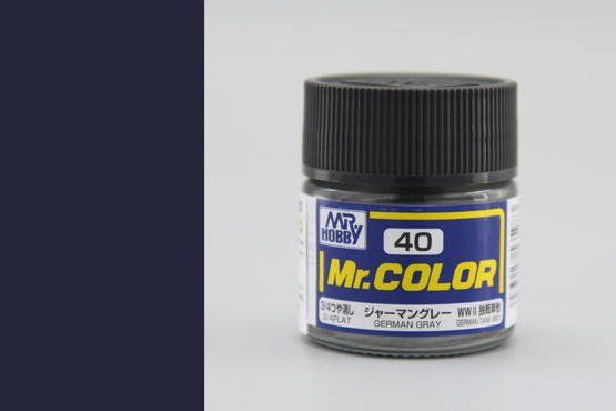 Mr.Color - german gray
