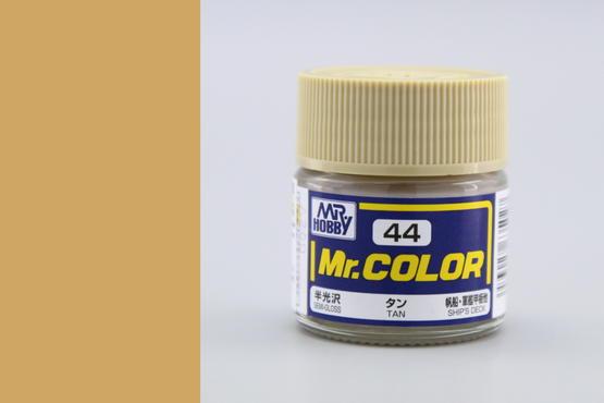 Mr.Color - tan