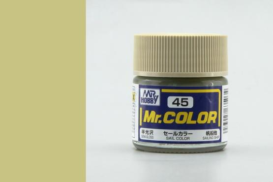 Mr.Color - sail color