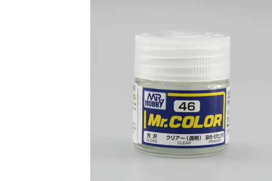 Mr.Color - clear
