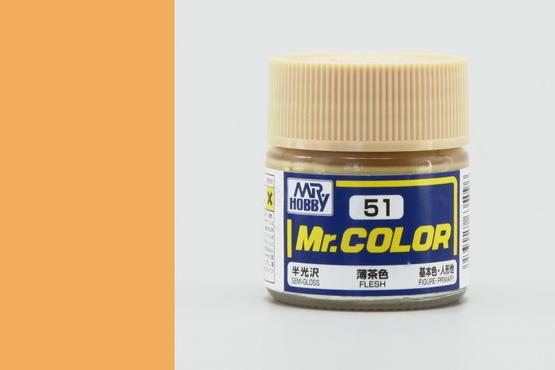 Mr.Color - Flesch