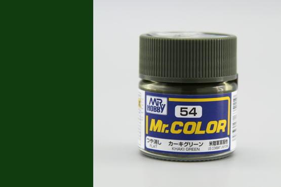 Mr.Color - khaki green