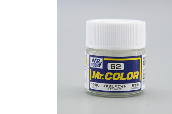 Mr.Color - bílá matná