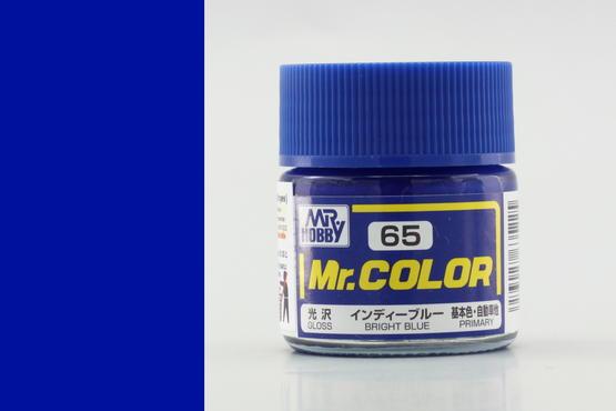Mr.Color - Bright Blue