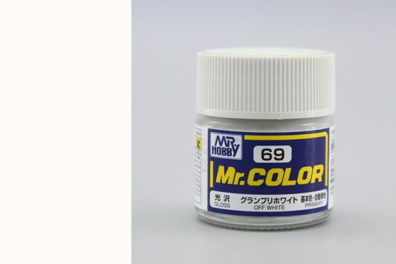 Mr.Color - off white