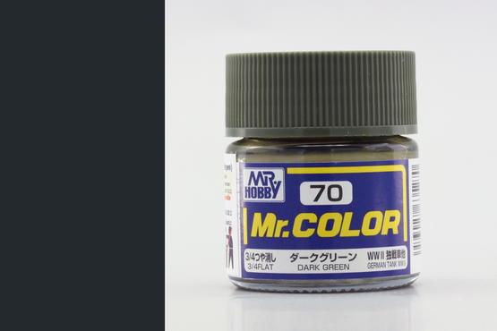 Mr.Color - Dark Green