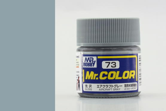 Mr.Color - Aircraft Gray