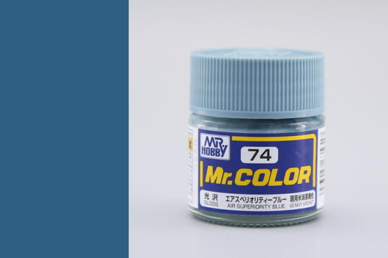 Mr.Color - air superiority blue