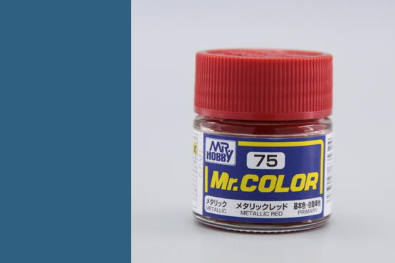 Mr.Color - metallic red