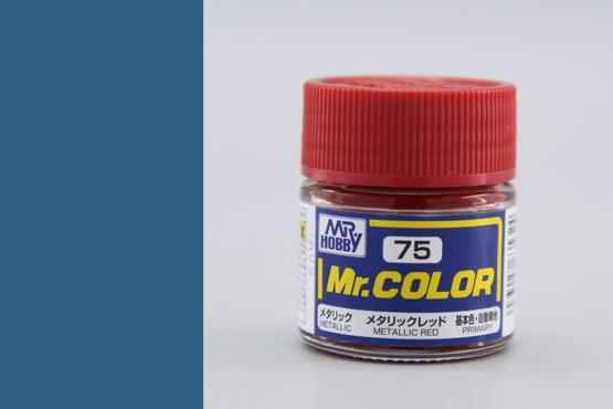 Mr.Color - metallic red