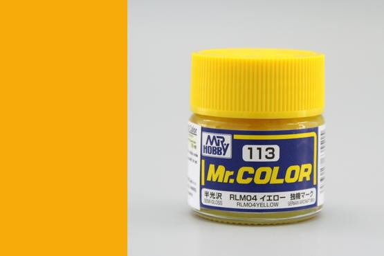 Mr.Color - RLM04 yellow