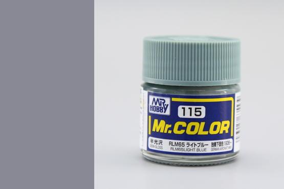 Mr.Color - RLM65 light blue