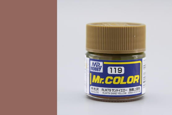 Mr.Color - RLM79 sand yellow