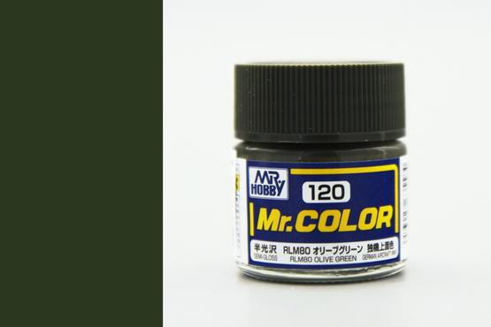 Mr.Color - RLM80 оливково-зеленый