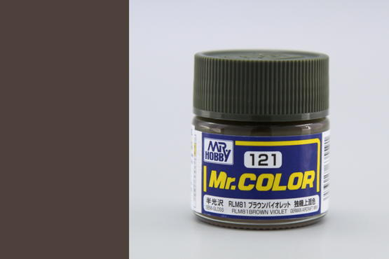 Mr.Color - RLM81 brown violet