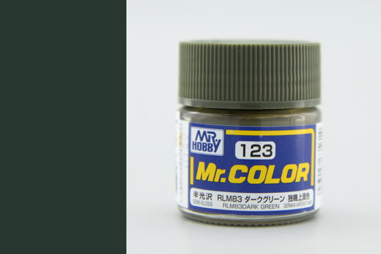 Mr.Color - RLM83 dark green