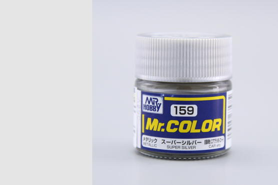 Mr.Color - super silver