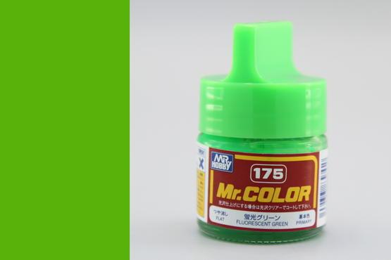 Mr.Color - fluorescent green