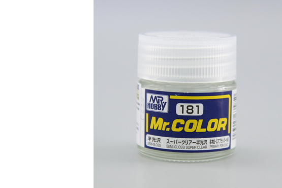 Mr.Color - semi-gloss super clear