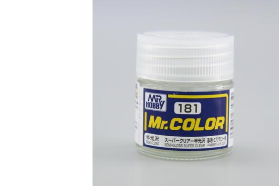 Mr.Color - lak pololesklý