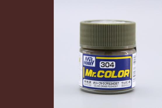 Mr.Color - FS34087 olive drab