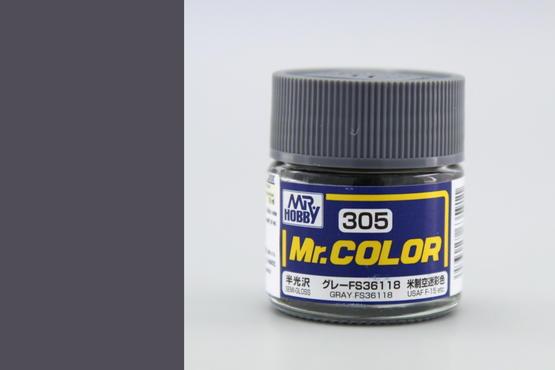 Mr.Color - FS36118 gray