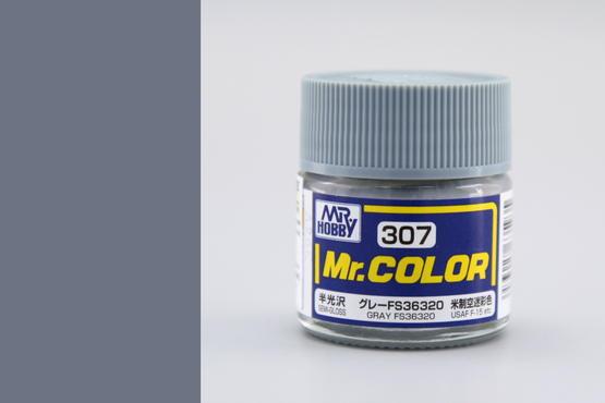 Mr.Color - FS36320 серый