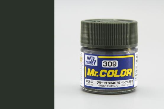 Mr.Color - FS34079 green