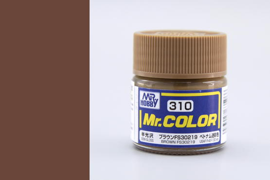 Mr.Color - FS30219 brown