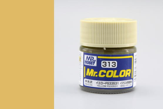 Mr.Color - FS33531 yellow