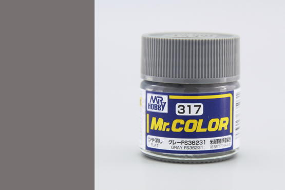 Mr.Color - FS36231 gray