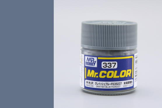 Mr.Color - FS35237 grayish blue