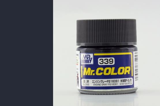 Mr.Color - FS16081 Engine Gray