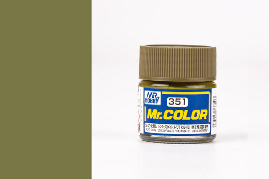 Mr.Color - Zinc-Chromate Type FS34151