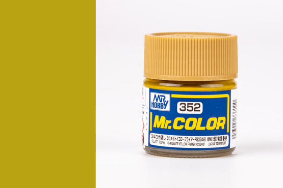Mr.Color - Chromate Yellow Primer FS33481