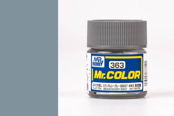 Mr.Color - Medium Seagray BS637