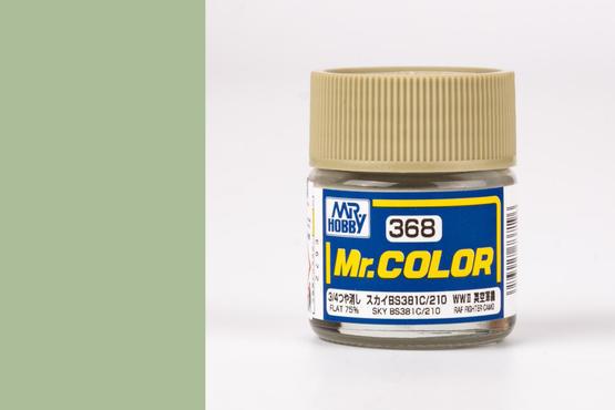 Mr.Color - Sky BS381C/210