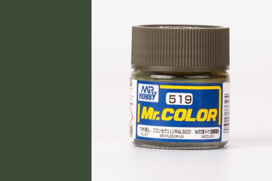Mr.Color - NATO Bronzegrün