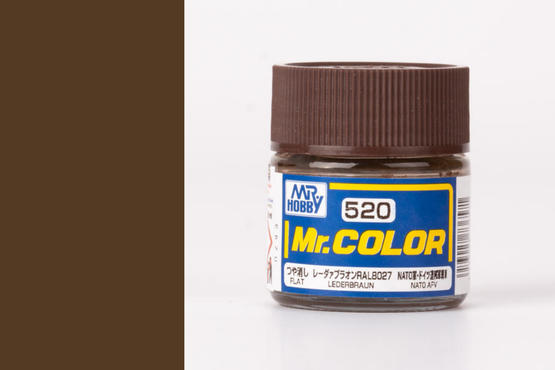 Mr.Color - NATO Lederbraun
