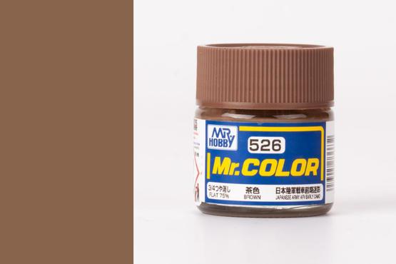 Mr.Color - IJA Brown