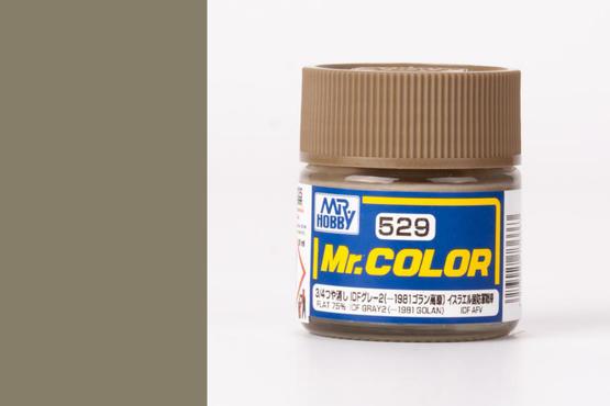 Mr.Color - IDF Gray 2 (-1981 Golan)