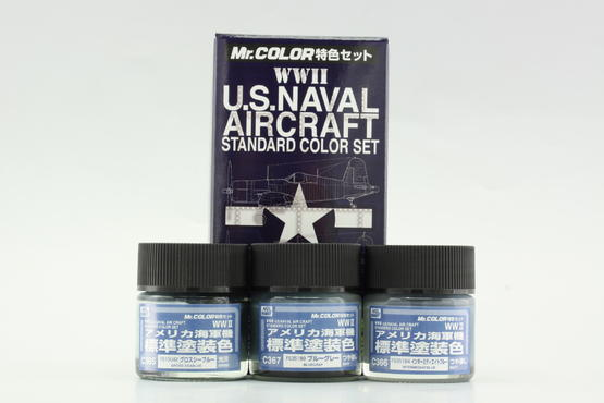 Mr.Color - U.S.Navy Color for Aircraft (WWII)  - 1