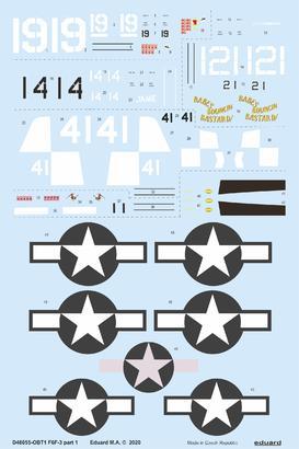 F6F-3 part 1 1/48